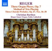 Album artwork for Reger: Organ Works vol.16