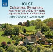 Album artwork for Holst: Cotswolds Symphony, etc. / Falletta
