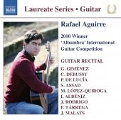 Album artwork for Rafael Aguirre