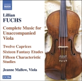 Album artwork for COMPLETE MUSIC FOR UNACCOMPANIED VIOLA