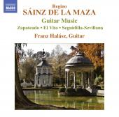 Album artwork for Sainz de la Maza: Guitar Music / Halasz