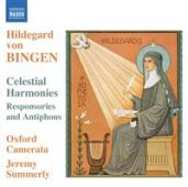 Album artwork for Hildegard von Bingen: Celestial Harmonies