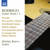 Album artwork for Rodrigo: Guitar Music Vol. 2 / Jouve