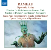 Album artwork for RAMEAU: OPERATIC ARIAS