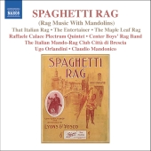 Album artwork for SPAGHETTI RAG