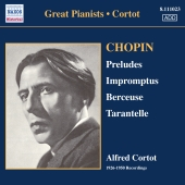 Album artwork for CHOPIN: PRELUDES, OP.28; PRELUDE, OP.45; ETC.