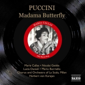 Album artwork for MADAME BUTTERFLY
