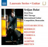 Album artwork for Srdjan Bulat - Guitar Laureate Series