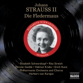 Album artwork for DIE FLEDERMAUS
