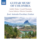 Album artwork for Guitar Music of Columbia