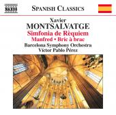 Album artwork for Montsalvatge: Simfonia de Requiem