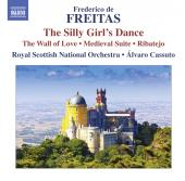 Album artwork for Freitas: The Silly Girl's Dance