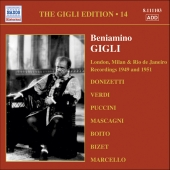 Album artwork for THE GIGLI EDITION VOLUME 14