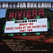 Album artwork for Perry: Music for Great Films of the Silent Era, Vo