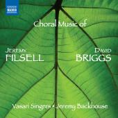 Album artwork for Briggs, Filsell: Choral Music