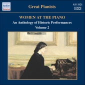Album artwork for WOMEN AT THE PIANO VOLUME 2