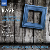 Album artwork for Ravel: Orchestral Works, Vol. 3 – Orchestrations