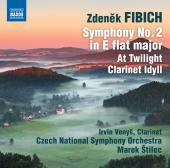 Album artwork for Fibich: Symphony no. 2 / At Twilight / Clarinet Id