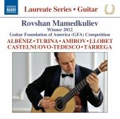Album artwork for Rovshan Mamedkuliev: Guitar Recital