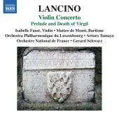 Album artwork for Lancino: Prelude & Death of Virgil