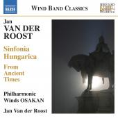 Album artwork for Jan Van Der Roost: Sinfonia Hungarica