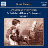 Album artwork for Women at the Piano Vol. 3
