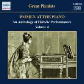 Album artwork for Women at the Piano vol. 4