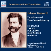Album artwork for PARAPHRASES AND PIANO TRANSCRIPTIONS