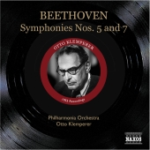 Album artwork for BEETHOVEN - SYMPHONIES NOS. 5 & 7
