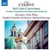 Album artwork for Czerny: Bel Canto Concertante
