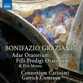 Album artwork for Graziani: Adae, Filli prodigi & 5 Motets