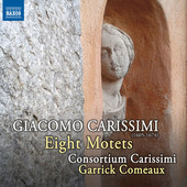 Album artwork for Carissimi: 8 Motets