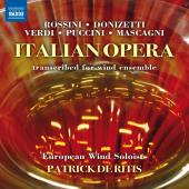 Album artwork for ITALIAN OPERA FOR WIND ENSEMBLE