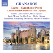Album artwork for Granados: Orchestral Works, Vol. 2