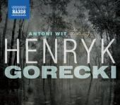 Album artwork for Gorecki: Orchestral Works - Antoni Wit