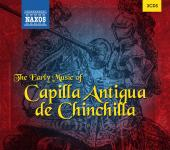 Album artwork for Capilla Antigua de Chinchilla: Early Music Box