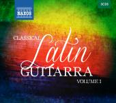 Album artwork for Classical Latin Guitarra Vol. 1