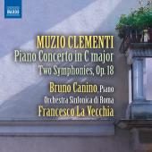 Album artwork for Clementi: Piano Concerto in C Major