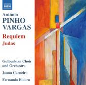Album artwork for Pinho Vargas: Requiem; Judas
