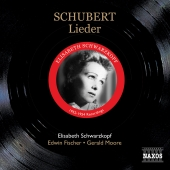 Album artwork for Schubert: Lieder (Schwarzkopf)