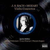 Album artwork for Bach: Violin Concertos, Mozart: Violin Concerto No