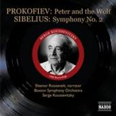 Album artwork for Prokofiev: Peter and the Wolf (Koussevitzky)