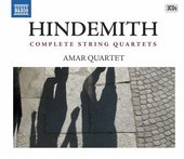 Album artwork for Hindemith: Complete String Quartets