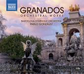 Album artwork for Granados: Orchestral Works
