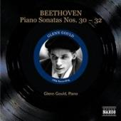 Album artwork for Beethoven: Piano Sonatas Nos. 30-32 / Gould