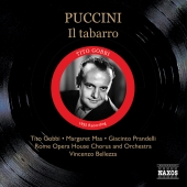 Album artwork for Puccini: Il Tabarro (Bellezza)