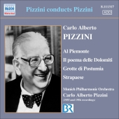 Album artwork for Pizzini Conducts Pizzini