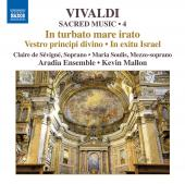 Album artwork for Vivaldi: Sacred Music, Vol. 4