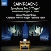 Album artwork for Saint-Saens: Symphony No. 3,  etc