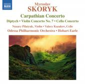 Album artwork for Skoryk: Carpathian Concerto